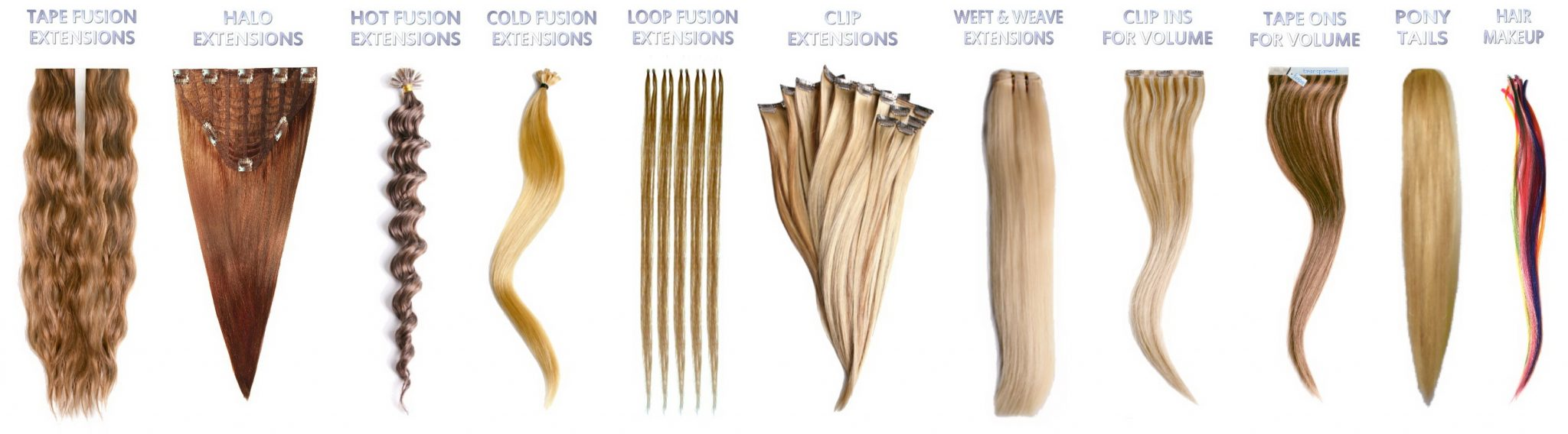 Hair Extensions Top Quality Largest Selection Professional